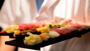 Tokyo's sushi scene crippled by coronavirus outbreak